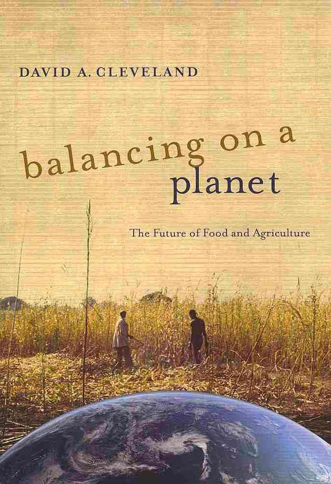 Balancing on a Planet By Cleveland, David A.