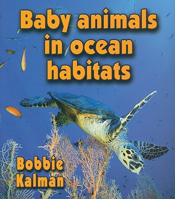 Baby Animals in Ocean Habitats By Kalman, Bobbie